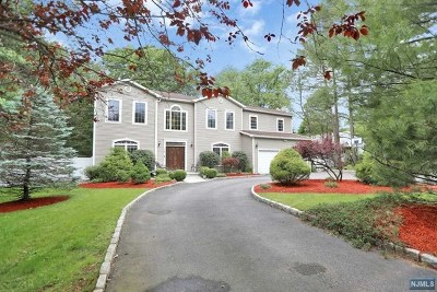 Bergen County Single Family Home For Sale: 107 Ruckman Road