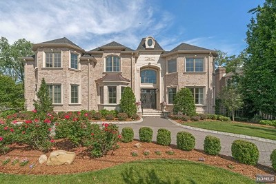 Englewood Cliffs Single Family Home For Sale: 657 Summit Street