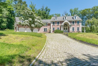 Upper Saddle River Single Family Home For Sale: 5 Saddle Horn Drive