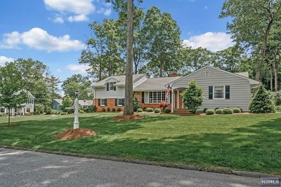 Wyckoff Single Family Home For Sale: 522 Covington Place