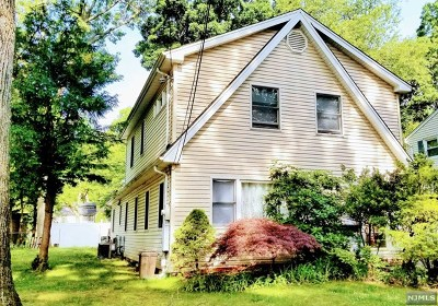 Cresskill Single Family Home For Sale: 45 5th Street