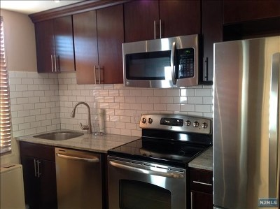 Hackensack Condo/Townhouse For Sale: 301 Beech Street #9k
