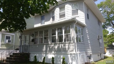 Passaic Single Family Home For Sale: 22 Bond Street