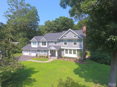 Mahwah Single Family Home For Sale: 24 Fawn Hill Drive