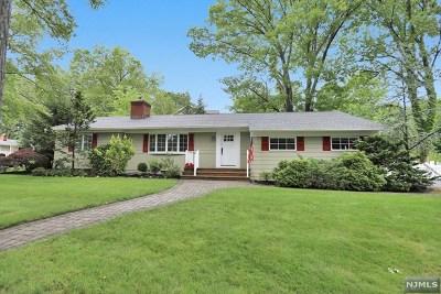 Ho-Ho-Kus Single Family Home For Sale: 235 North Franklin Turnpike