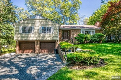Ridgewood Single Family Home For Sale: 455 Old Stone Road