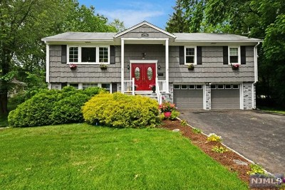 Westwood Single Family Home For Sale: 19 Nugent Place