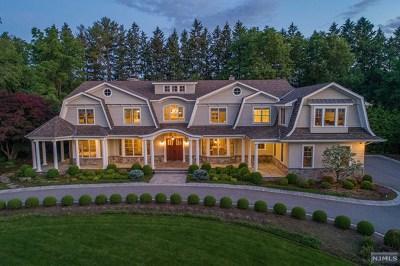 Upper Saddle River Single Family Home For Sale: 8 Jan River Drive