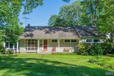 Midland Park Single Family Home For Sale: 328 Park Avenue