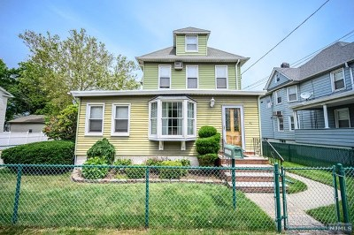 Ridgefield Park Single Family Home For Sale: 42 Gordon Street