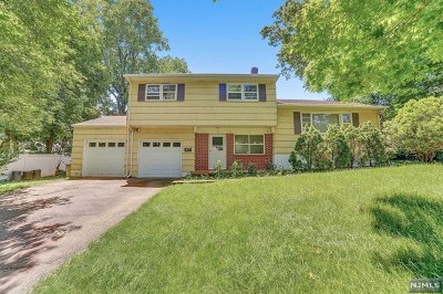 Oradell Single Family Home For Sale: 12 Beatrice Place