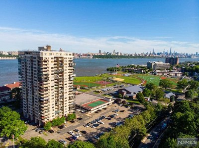 Edgewater Condo/Townhouse For Sale: 1203 River Road #Ph2