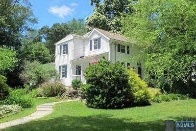 Ridgewood Single Family Home For Sale: 400 North Monroe Street