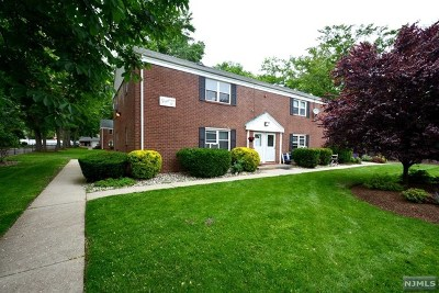 Englewood NJ Condo/Townhouse For Sale: $176,900