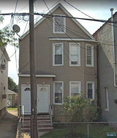East Rutherford Multi Family 2-4 For Sale: 846 Paterson Avenue
