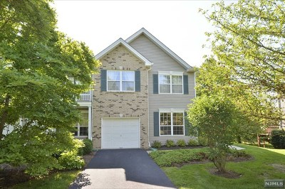 Mahwah Condo/Townhouse For Sale: 339 Vista View Drive