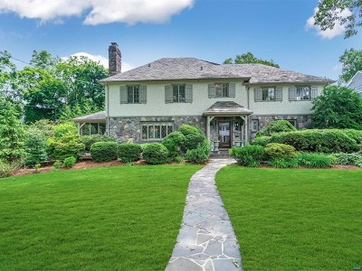 Ridgewood Single Family Home For Sale: 725 Belmont Road