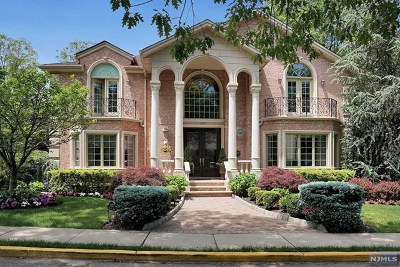 Fort Lee NJ Single Family Home For Sale: $1,998,000