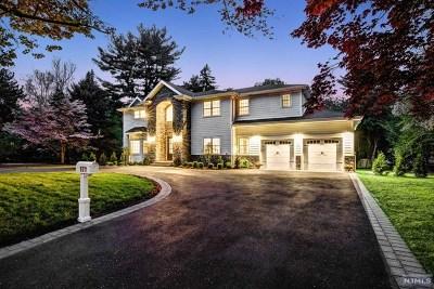 Demarest Single Family Home For Sale: 171 Knickerbocker Road