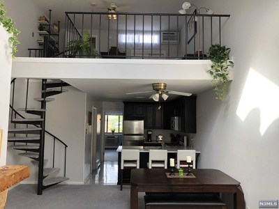 Bergen County Condo/Townhouse For Sale: 302 Hackensack Street #1d