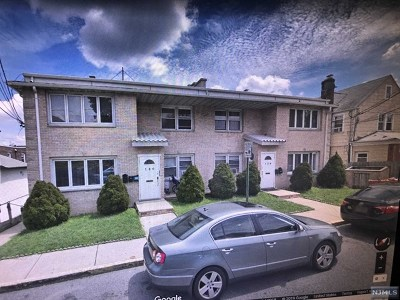 Cliffside Park Multi Family 2-4 For Sale: 138-140 Rothwell Avenue