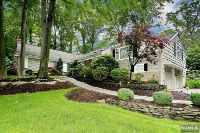 Wyckoff Single Family Home For Sale: 343 West Shore Drive