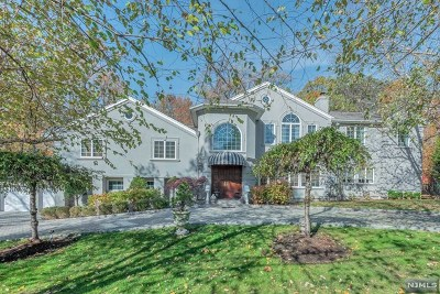 Tenafly Single Family Home For Sale: 23 Suffolk Lane