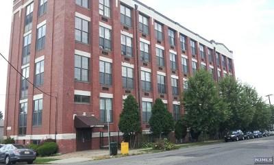 Paterson Condo/Townhouse For Sale: 366-382 Trenton Avenue #3d