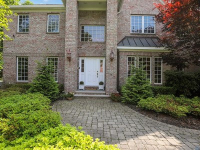 Closter Single Family Home For Sale: 14 Maplewood Road