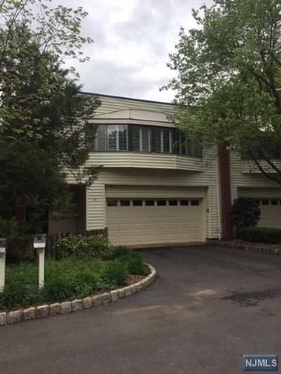 Ridgewood Condo/Townhouse For Sale: 45 Kira Lane