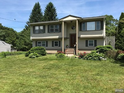 West Milford Single Family Home For Sale: 5 Oleary Road