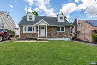 Paterson Single Family Home For Sale: 244-246 Lenox Avenue