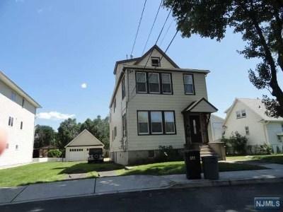 Passaic County Multi Family 2-4 For Sale: 489000 Orange Avenue