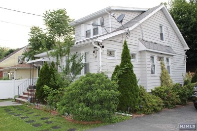 Paterson Single Family Home For Sale: 277-281 Maryland Avenue