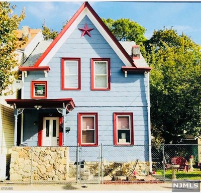 Paterson Multi Family 2-4 For Sale: 427-429 East 27th Street
