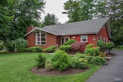 Ho-Ho-Kus Single Family Home For Sale: 135 Elmwood Avenue