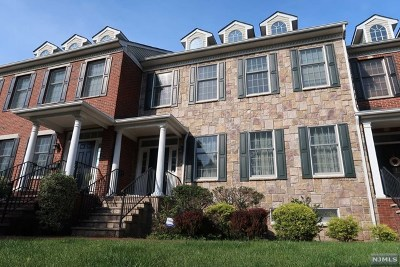 Bergen County Condo/Townhouse For Sale: 23 Woodland Avenue