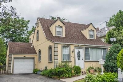 Paterson Single Family Home For Sale: 67-69 Totowa Avenue