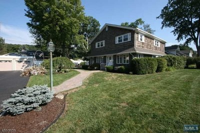 Rockaway Township Single Family Home For Sale: 7 Sunset Road