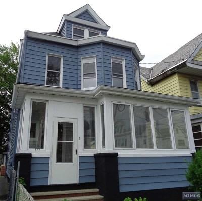 Passaic County Single Family Home For Sale: 155 Van Buren Street