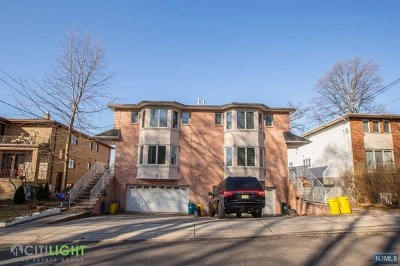 Bergen County Condo/Townhouse For Sale: 321a 5th Street #A