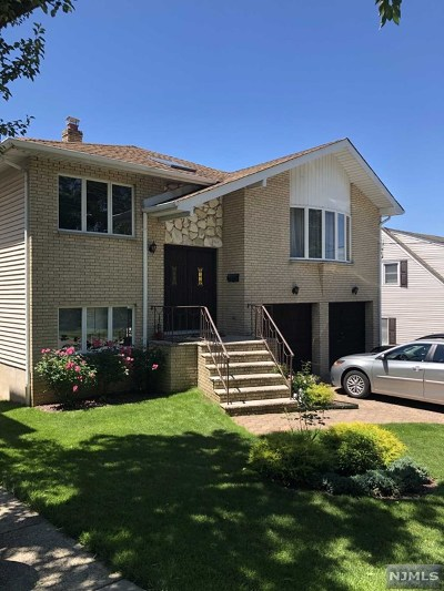 Bergen County Single Family Home For Sale: 240 Union Avenue
