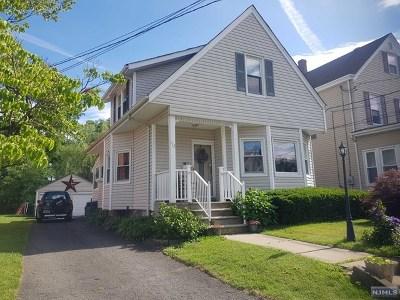 Passaic County Single Family Home For Sale: 114 Diamond Bridge Avenue