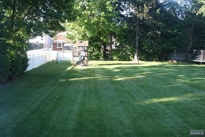 Bergen County Single Family Home For Sale: 315 Hillside Avenue