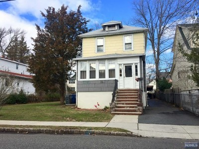 Englewood Single Family Home For Sale: 161 1st Street