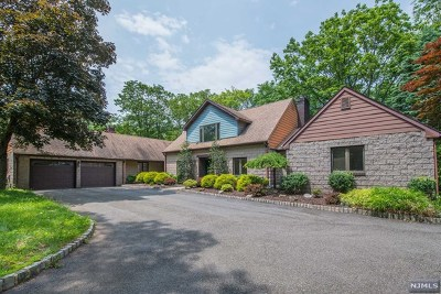 Morris County Single Family Home For Sale: 128 Mount Pleasant Avenue