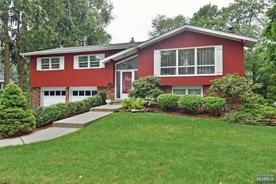 Bergen County Single Family Home For Sale: 186 Demarest Avenue
