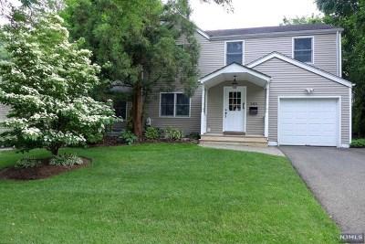Bergen County Single Family Home For Sale: 243 Jefferson Avenue