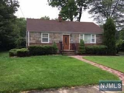 New Milford Single Family Home For Sale: 350 Vomel Drive