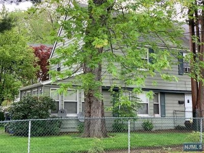 Englewood Single Family Home For Sale: 175 Slocum Avenue